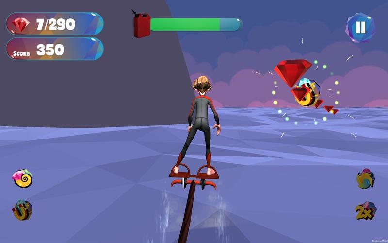 Aqua Glide 3D for Mac