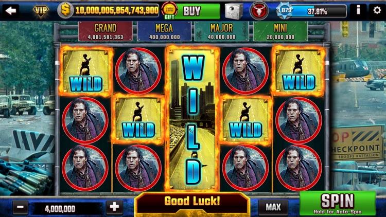 The Walking Dead Casino Slots screenshot-5