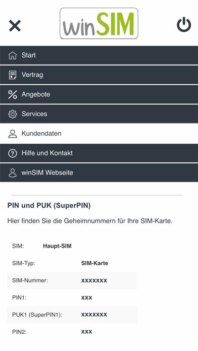 Herunterladen winSIM Servicewelt für Pc