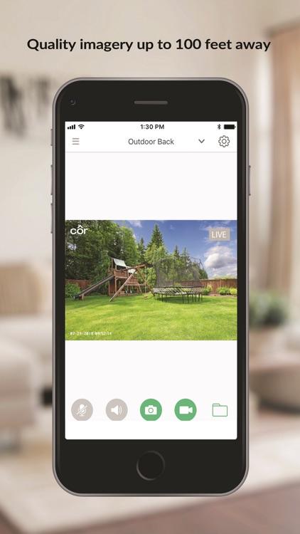 Côr™ Smart Home screenshot-4