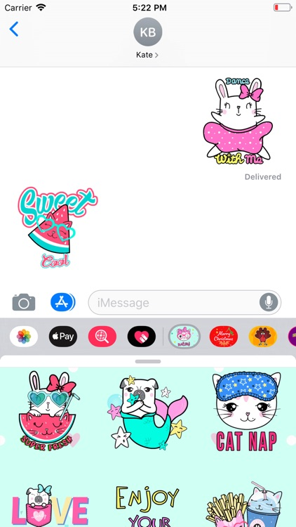 Meowgical: Animated Stickers screenshot-3