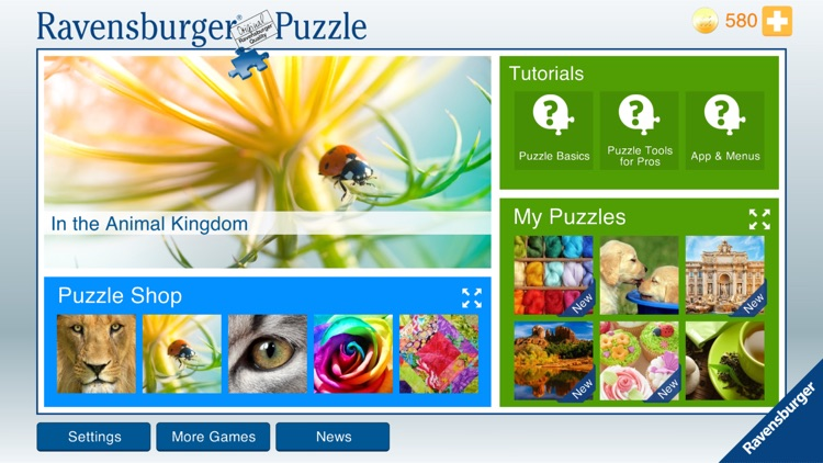 Ravensburger Puzzle screenshot-0