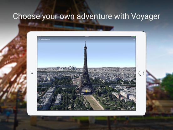 Google Earth-ipad-4