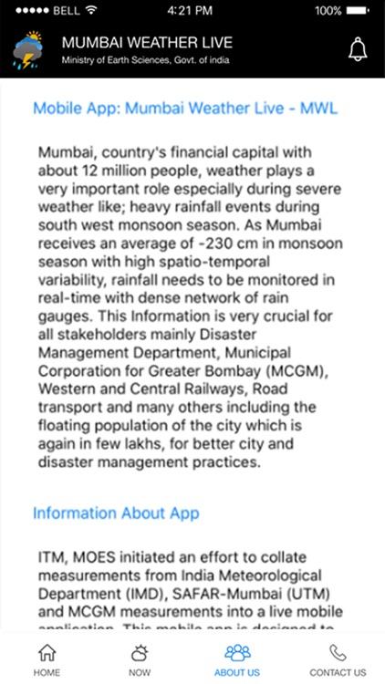 Mumbai Weather Live screenshot-3