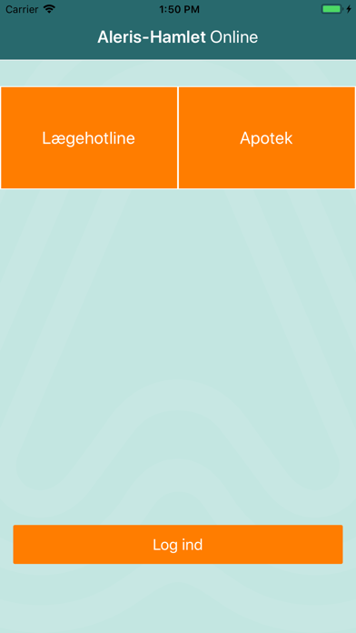 Screenshot for Aleris-Hamlet Online in Denmark App Store
