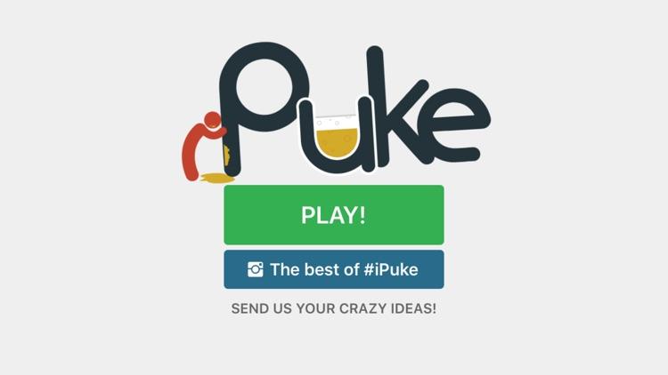 iPuke: The Drinking Game