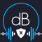 App Icon for Decibel X:dB Sound Level Meter App in Denmark App Store