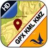 GPX KML KMZ Viewer Converter