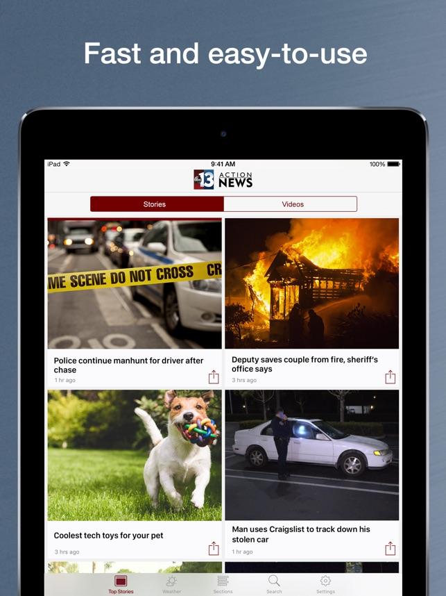 Ktnv 13 Action News Las Vegas On The App Store