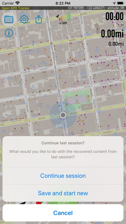 Open GPX Tracker screenshot-4
