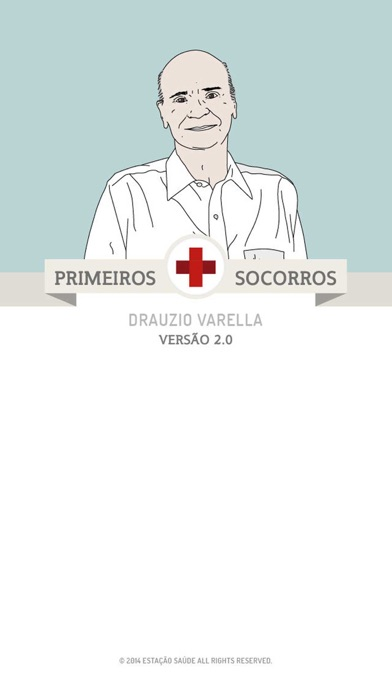 Screenshots for Dr. Drauzio Primeiros Socorros