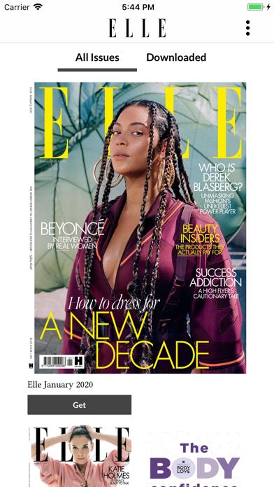 ELLE Magazine UKのおすすめ画像1