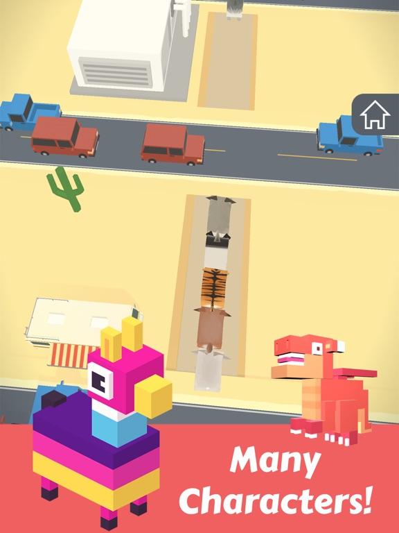 Animal Cross: Road to Rescue! screenshot 2