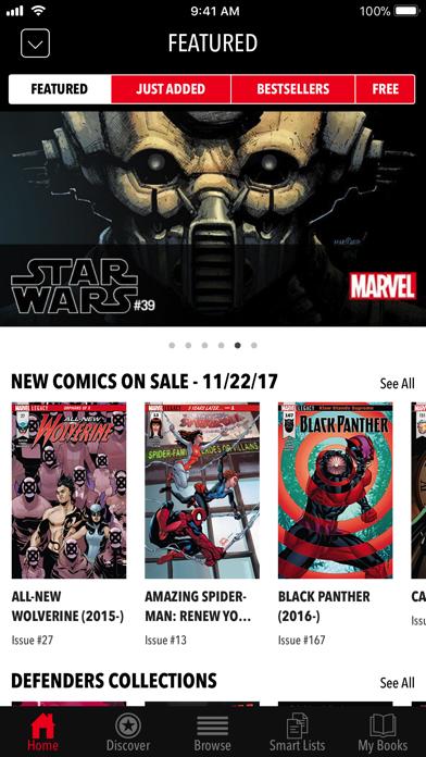 Marvel Comics review screenshots