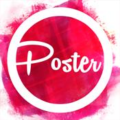 Poster Flyer Maker Icon Design app review