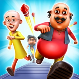 Motu Patlu Fun Run Racing