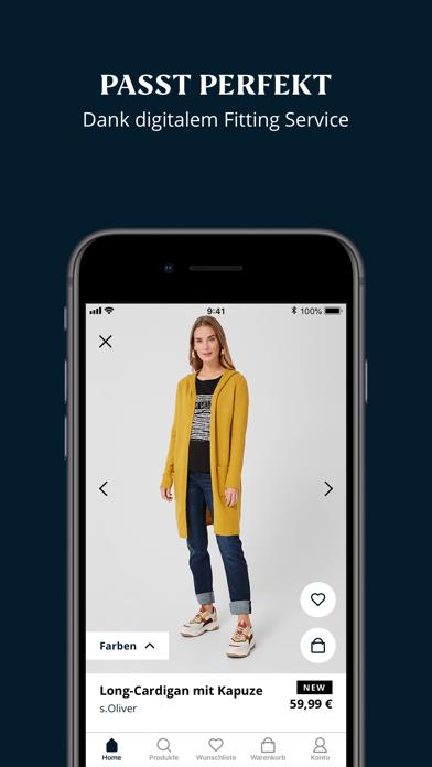 Herunterladen s.Oliver | Mode & Styles für Pc