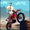バイクゲーム:レーシングとスタント