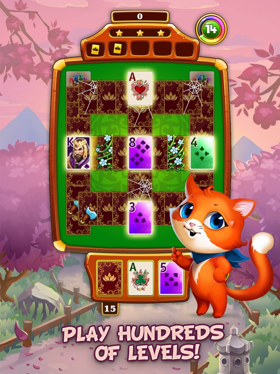 Solitaire Tour screenshot 8