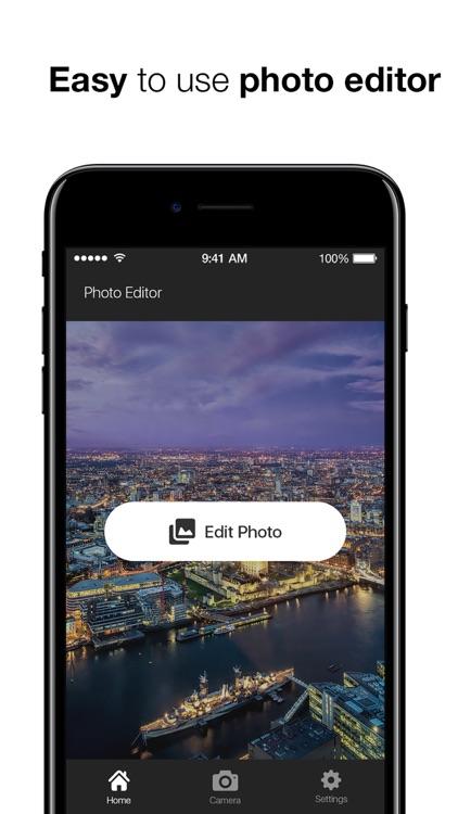Picy: Easy Photo Editor Studio screenshot-6
