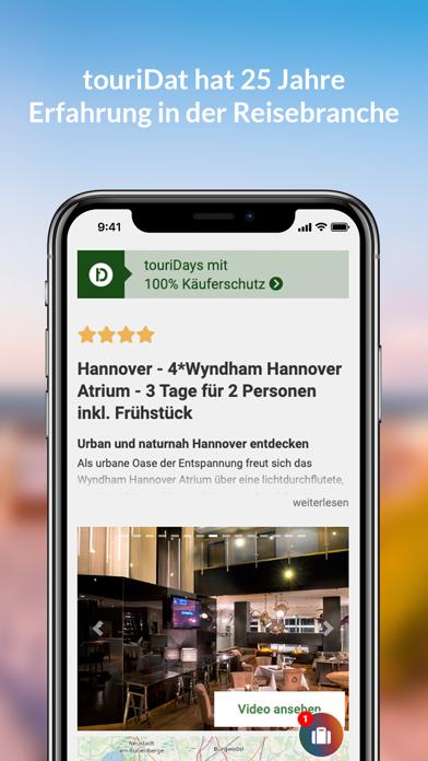 点击获取touriDat - Urlaub & Hotels