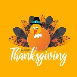 Thanksgiving Countdown · Emoji