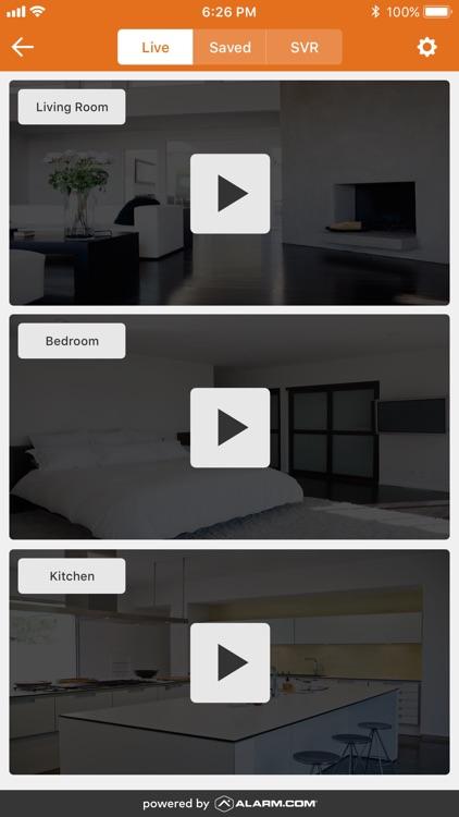 Alarm.com screenshot-9