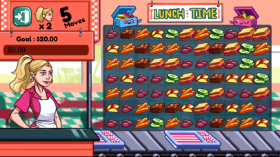 Bunches of Lunches screenshot 1