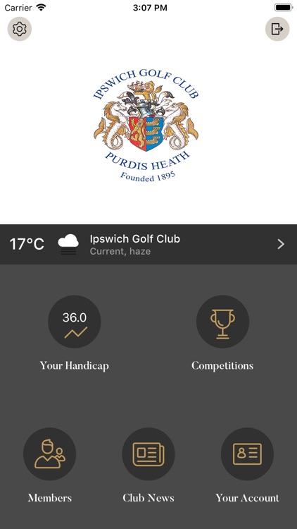 Ipswich Golf Club by MHSystem
