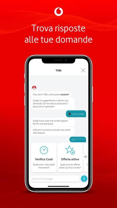 Screenshots for My Vodafone Italia