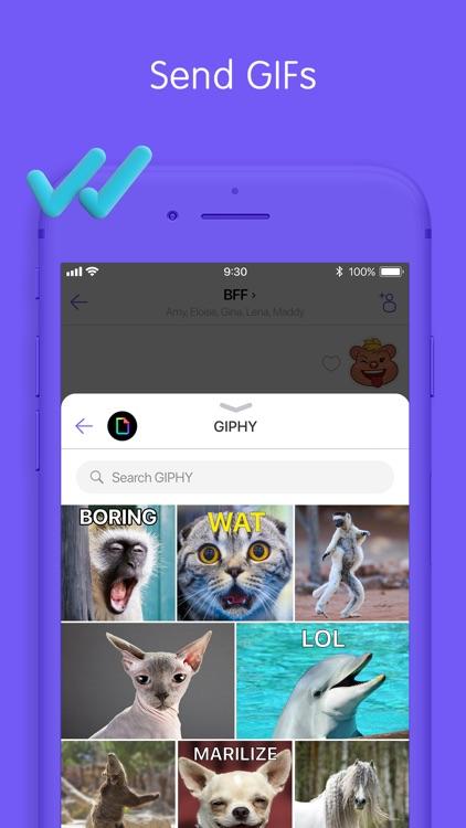 Viber Messenger: Chats & Calls screenshot-6