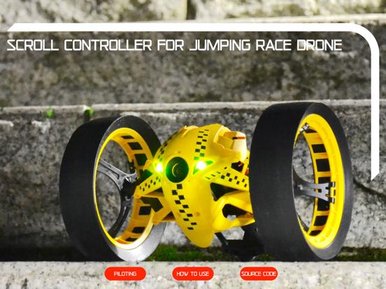 Scroll Controller Jumping Race screenshot 11