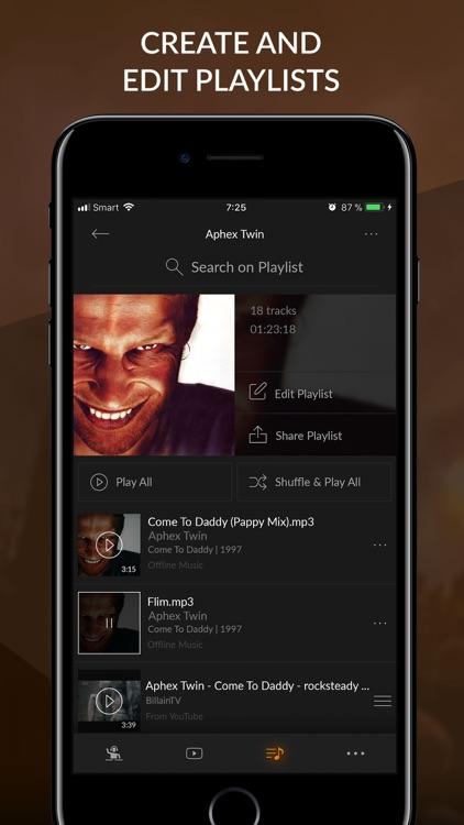 Silence music screenshot-7