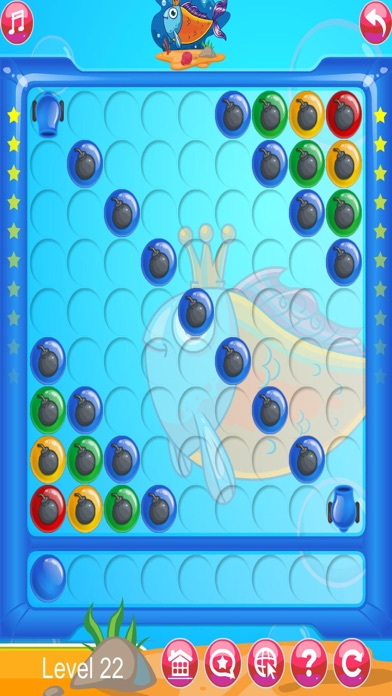 Fish Bubble screenshot two