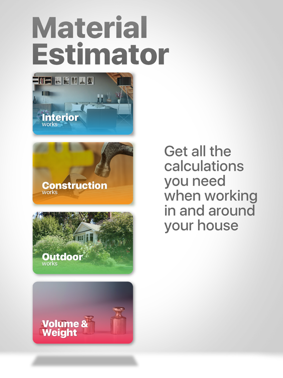 Project Construction Estimator   App Price Drops