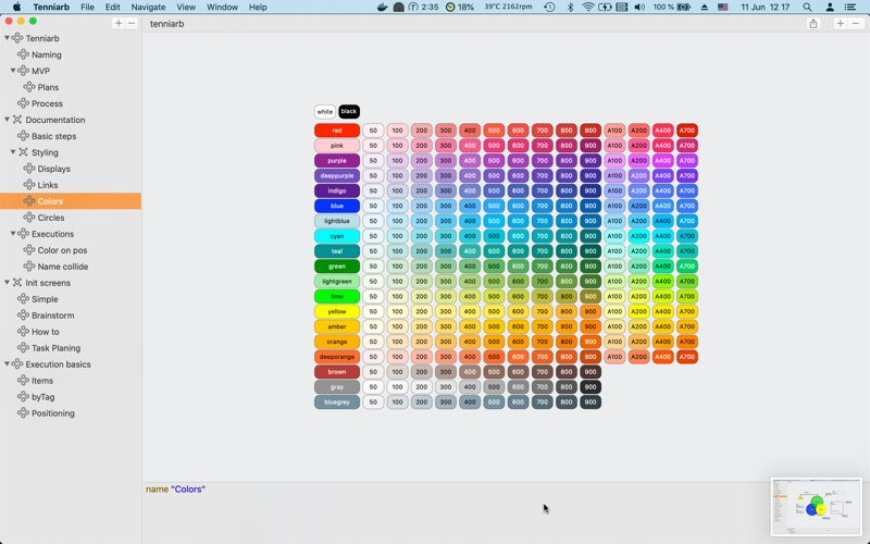 Tenniarb скриншот программы 3