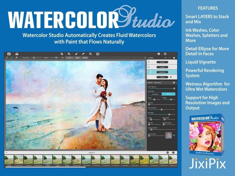 Watercolor Studio screenshot-4