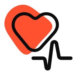 Pulse Rate. Heartbeat Monitor