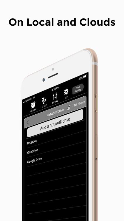 HighAmp : MP3 Music Player screenshot-4