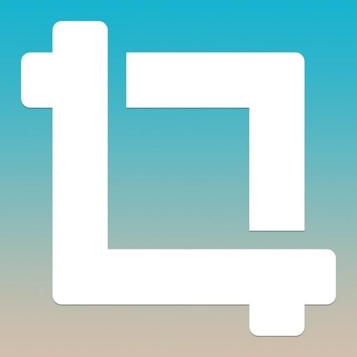 Insta square size photo editor