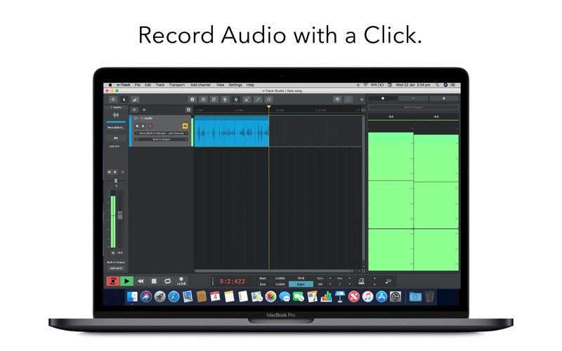 n-Track Free Screenshot