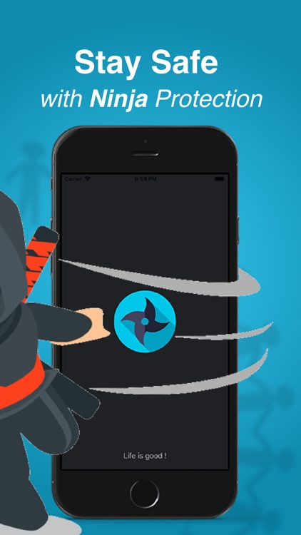 Ninja VPN - Proxy Unlimited screenshot-4