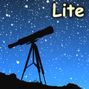 Star Tracker Lite - Best StarGazing app to Explore the Universe icon