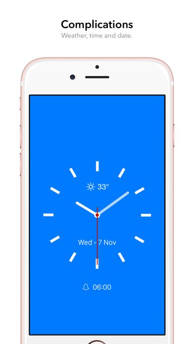 顔時計のおすすめ画像3