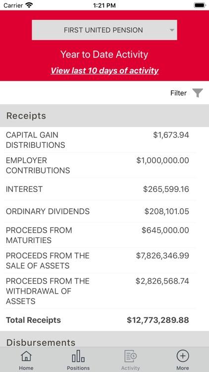 First United Wealth Management screenshot-3