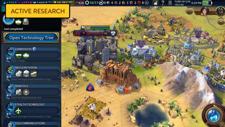 Sid Meier's Civilization® VI screenshot-5