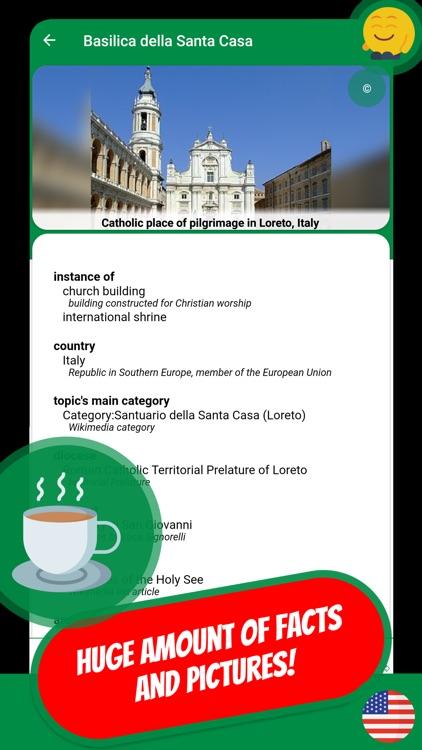 ITALY & PASTA Quiz screenshot-4