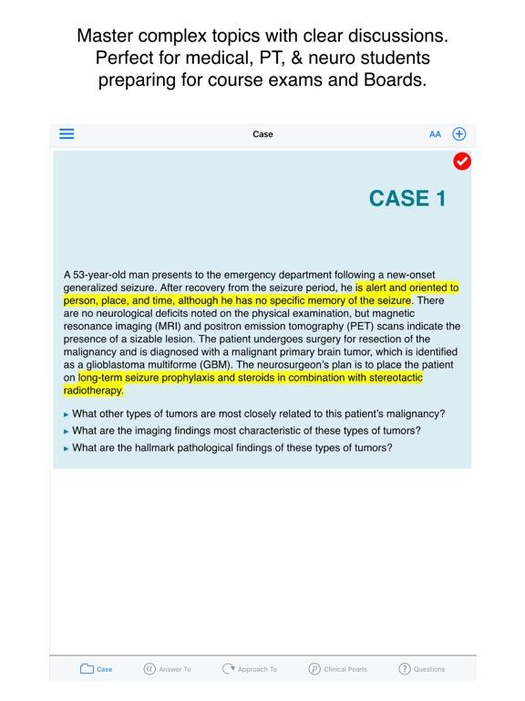 Case Files Neuroscience, 2eのおすすめ画像3