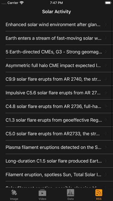 Solar Activityのおすすめ画像7