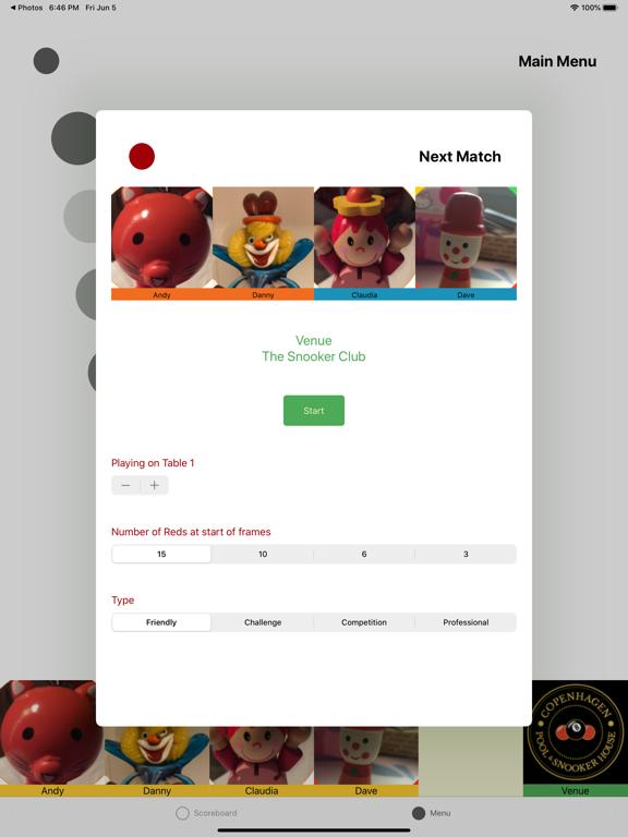 SnookerJack screenshot #4